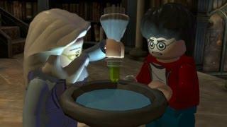 LEGO Harry Potter: Years 5-7 Walkthrough Part 12 - Year 6 Half-Blood Prince - Love Hurts