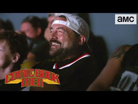 'Shooting Clerks' A Kevin Smith Biopic Ep. 707   Comic Book Men