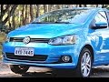 VW Fox Highline i-Motion no uso com Bob Sharp