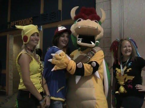 Metrocon 2011: Saturday - Day Two