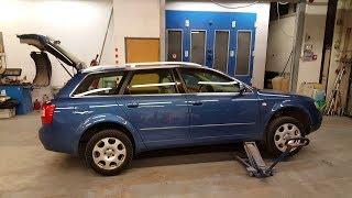Audi A4 2.5TDI Quattro Вложил 230 евро. Пока./Invested 230 euro