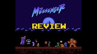 The Messenger Review (Video Game Video Review)