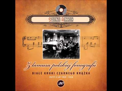 Hanka Ordonówna - Sonny boy (Syrena Record)