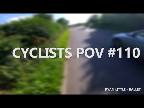 Cyclists POV 110 - So how was your morning? / Path of destruction / Hidden by the sun?