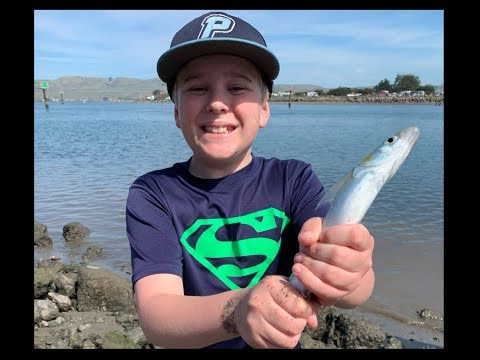 We Ran Into Youtubers Fisherman's Life And Outdoor Chef Life While Fishing Northern California.