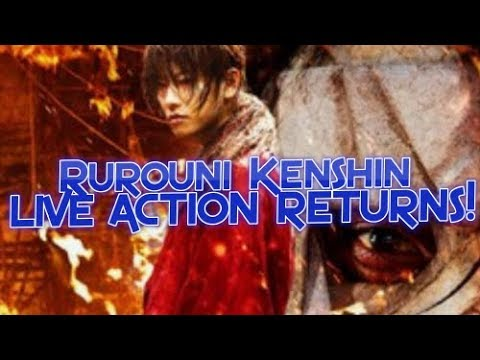 new rurouni kenshin movie