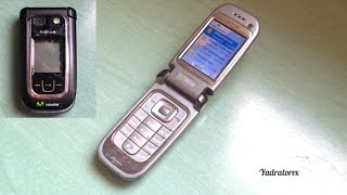 Nokia 6267 retro review (old ringtones, themes and others)