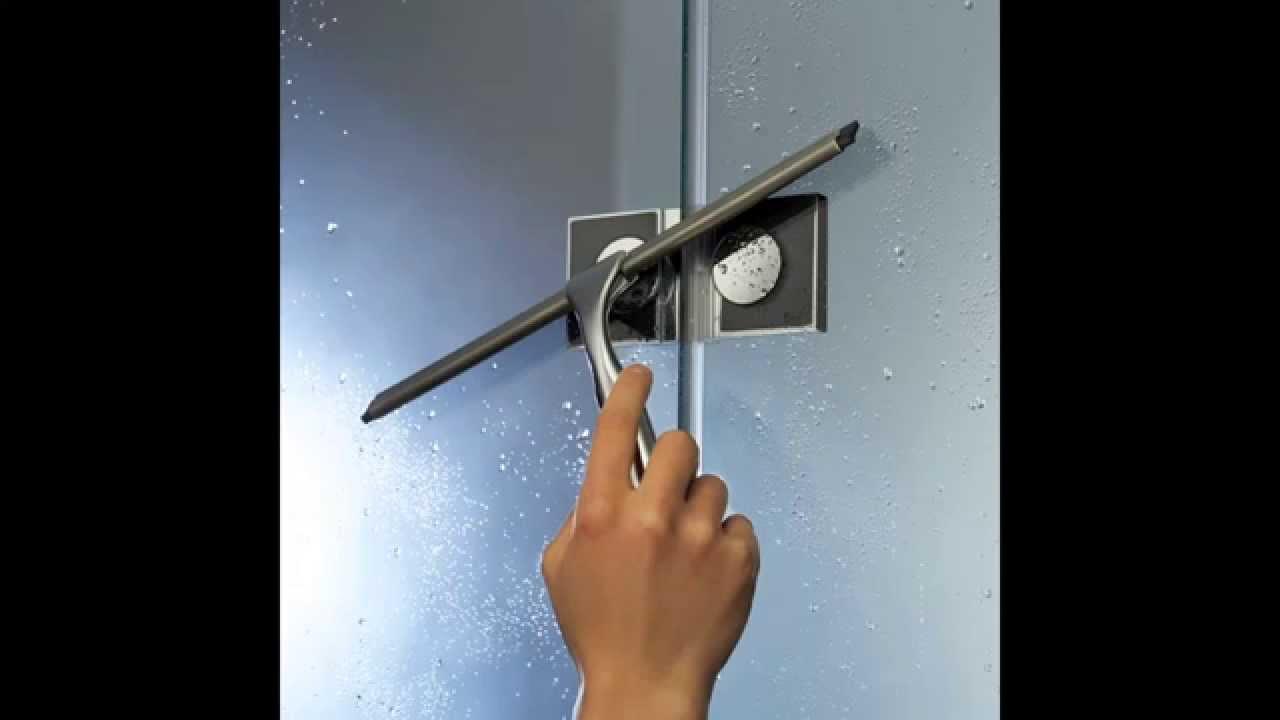 Dusche - Duschabtrennungen - Reinigung - YouTube