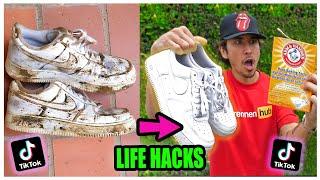 We TESTED Viral TikTok Life Hacks.... (UNBELIEVABLE) *PART 18*