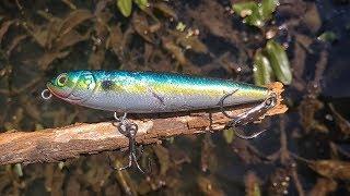 ВОБЛЕР С АЛИЭКСПРЕСС КОСИТ ЩУКУ! Рыбалка на малой реке! ЛОВЛЯ ЩУКИ НА ВОБЛЕРЫ!