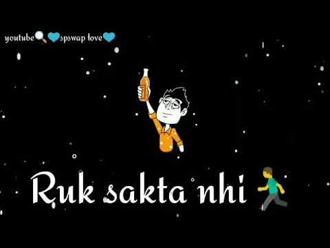 Maine Socha Tha Aaj Main Na Piyu Yaaro Ne Mujhko Pilai Hai Mana Karke bhi mai ruk sakta nahi....