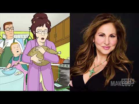 On Being an Actor and an Activist - Kathy Najimy