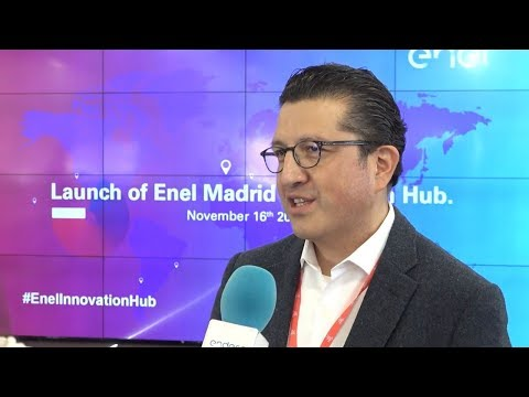 Enel Madrid Innovation Hub
