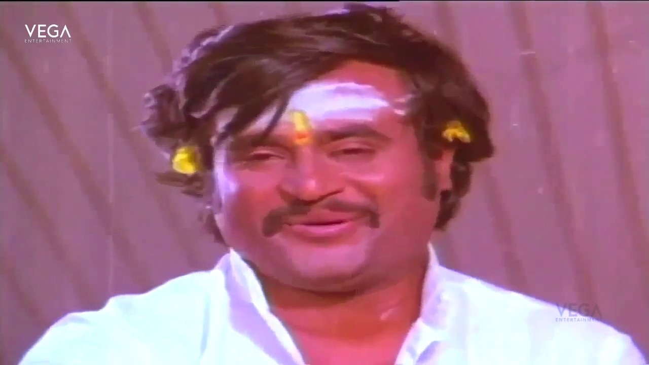 RangaTamil Movie Part 7   Rajinikanth   Radhika   K. R. Vijaya   Tamil Movies
