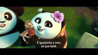 Kung Fu Panda 3 2016 Trailer Legendado