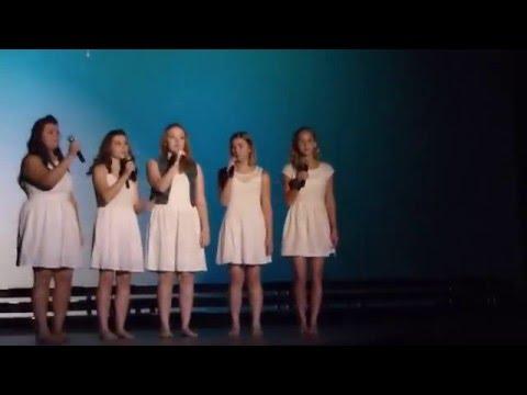 The Shadow Mountain High School High Heels first performance including Jennifer Cheetham