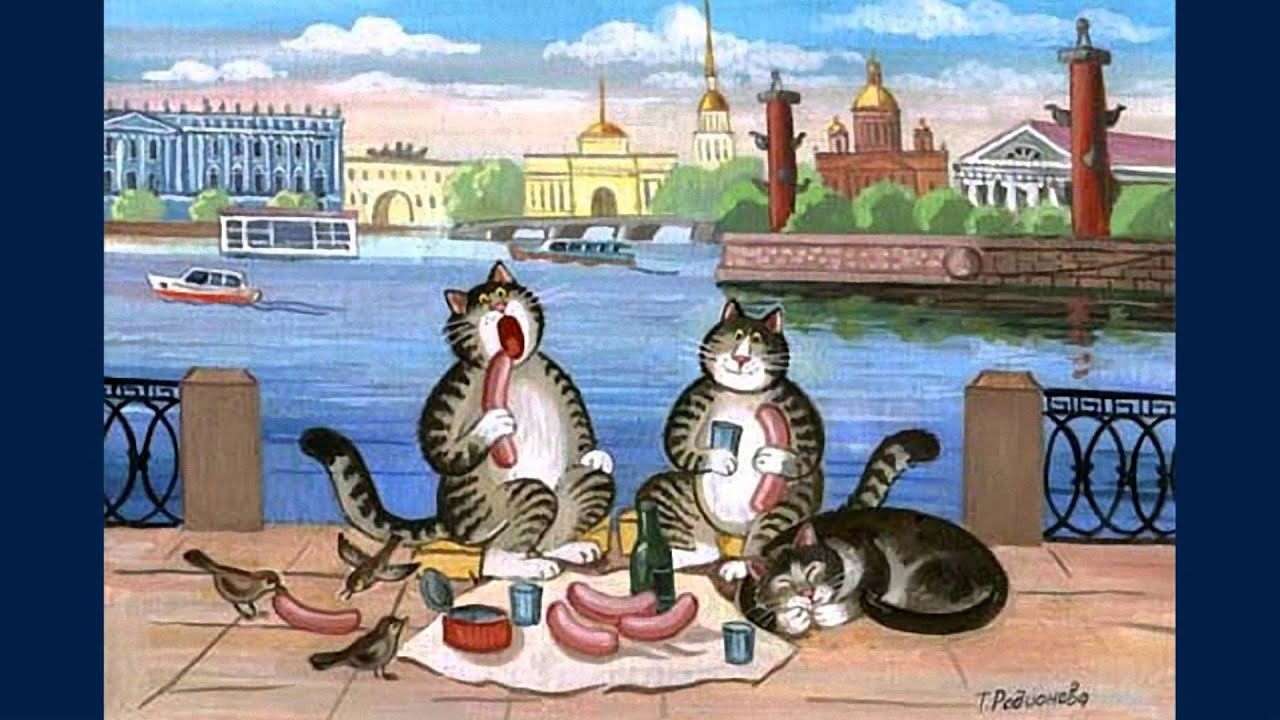 Санкт петербург веселые картинки, курятник