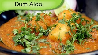 How To Make Dum Aloo | Indian Potato Curry Recipe by Ruchi Bharani