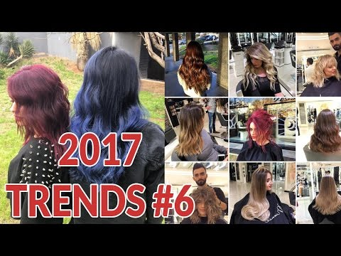 Hair Color Transformation by Mounir #6 | New Hair Color Transformation 2017