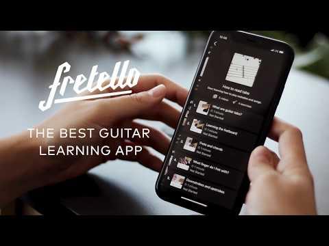 Fretello - Guitar Lessons 🎸 - Apps on Google Play