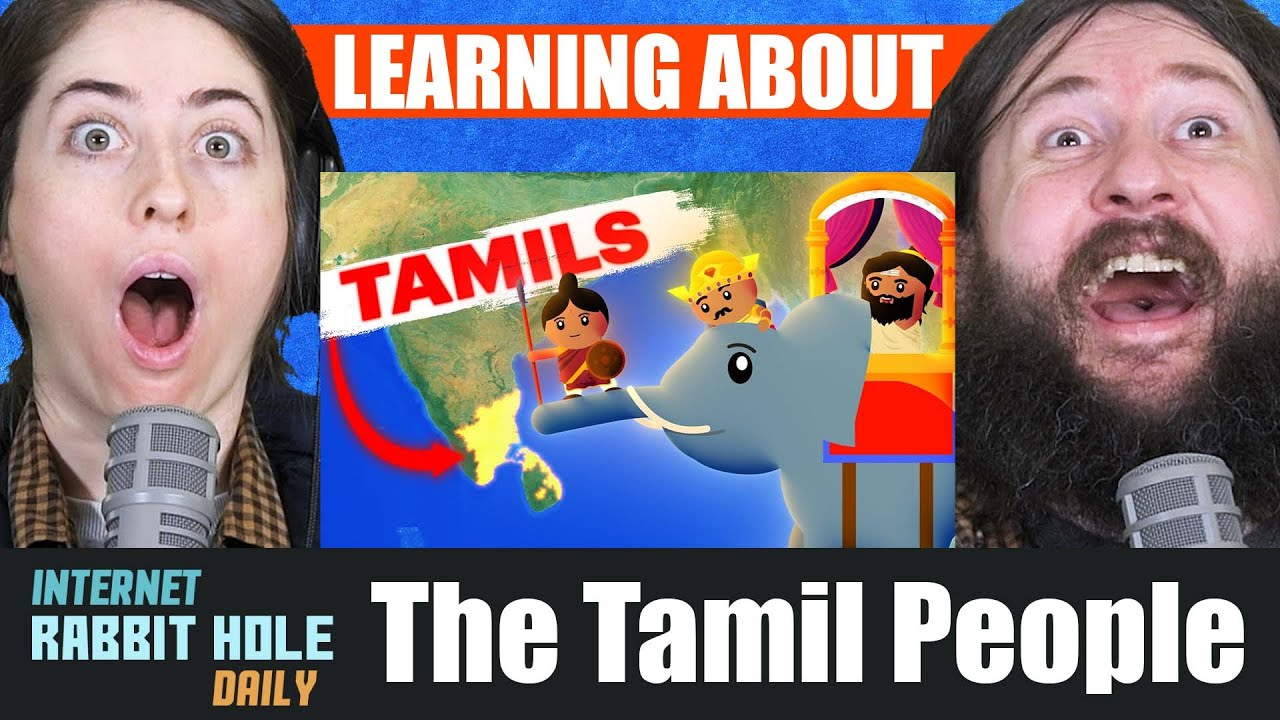 Download Who Are The Tamil People   exploring Tamil history and culture   irh daily REACTION!