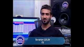 Kral Tv - Röportaj Dj ibrahim Çelik