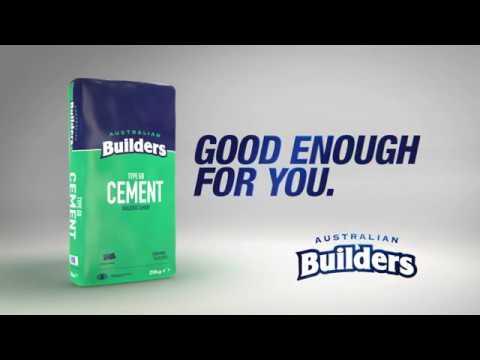 AUSTRALIAN BUILDERS GB CEMENT