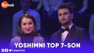 Yoshimni TOP 7-son | Ёшимни ТОП 7-сон #yoshimnitop