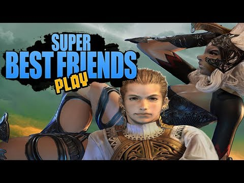 Super Best Friends Play Final Fantasy XII (Trailer + Link)