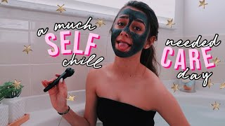 self care day! (my pamper routine)
