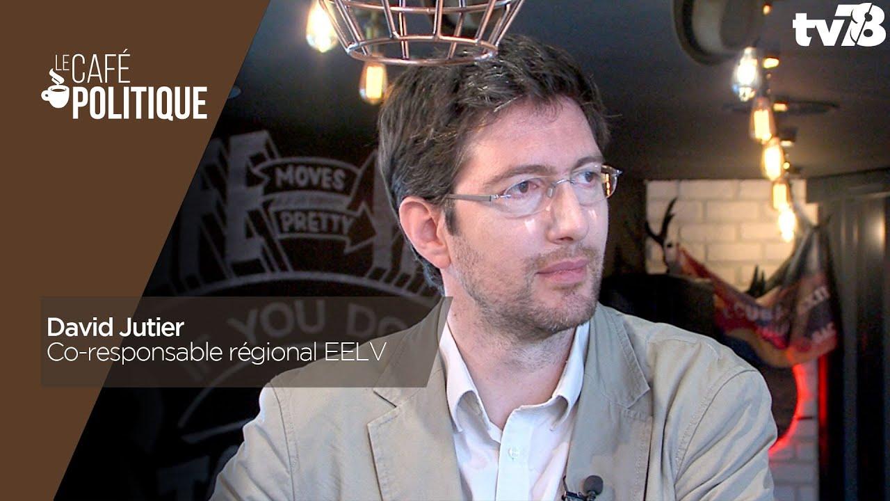 Café Politique n°77 – David Jutier, Co-responsable régional EELV