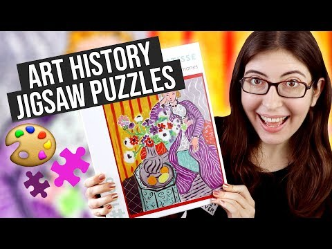 How To Do Jigsaw Puzzles To Learn Art History