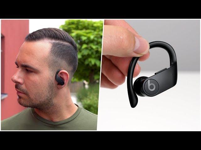 Die besseren AirPods? - Beats Powerbeats Pro Review (Deutsch)   SwagTab