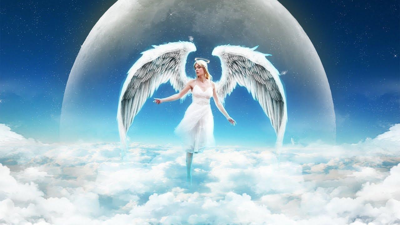 Медитация для Детей   Прикосновение Семи Волшебных Ангелов Света   Ангелотерапия Мгновенный Сон