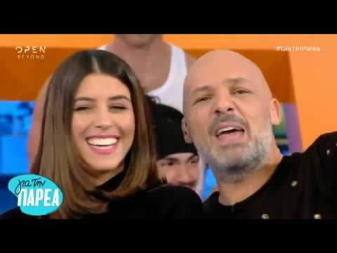 Demy - Για την παρέα με τον Νίκο Μουτσινά (12-11-2018)