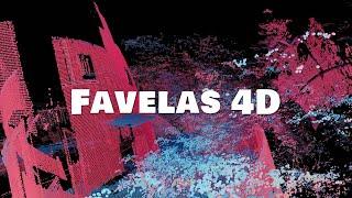 MIT Senseable City Lab - Favelas 4D