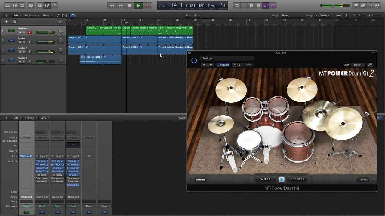 Drum notation software.