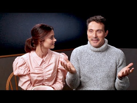 """Victoria, Season 2: The Cast Plays """"Would You Rather"""" Game"""