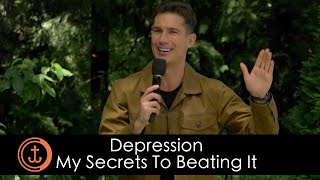 Depression - My Secrets To Beating It - Sermon by Ben Courson