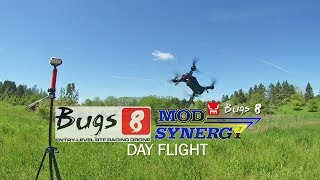 MJX BUGS 8 FPV RACING DRONE - DAY FLIGHT #1 [WORLD FIRST EXCLUSIVE]
