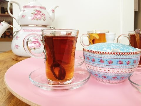 chai latte selber machen chai latte rezept doovi. Black Bedroom Furniture Sets. Home Design Ideas