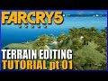 FAR CRY 5 MAP EDITOR Tutorial 01 Backdrops And Terrain Basics mp3