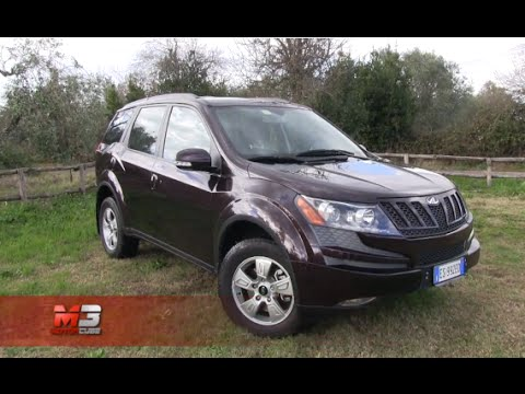new mahindra xuv500 w8 awd 2015   first off road test