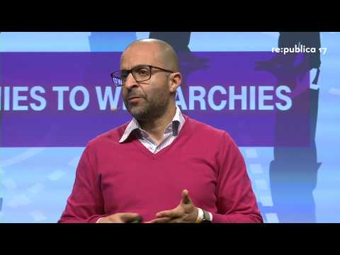 re:publica 2017 – Reza Moussavian: Eat - Innovate - Love: How the world of work is transforming