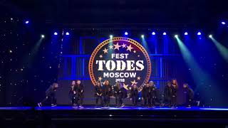 TODES FEST MOSCOW 2018 БАТЛЫ тула
