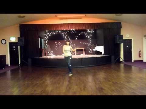 Papi - line dance - Rachael McEnaney