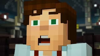 A Man Who Hates Bad Writing plays Minecraft Story Mode: Episode 8