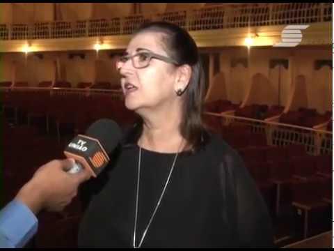 VIVA TEATRO VIVO: CAMPANHA INCENTIVA O FUNCIONAMENTO DO TEATRO MUNICIPAL