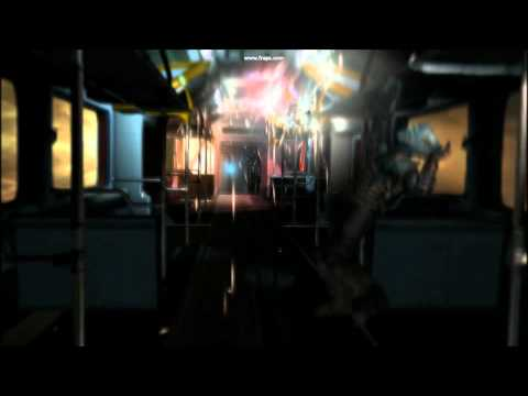 Dead Space 2 Train Sequence
