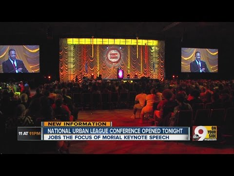 National Urban League Conference opens